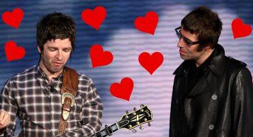 ¡Milagros de Navidad! Liam y Noel Gallagher al fin se reconcilian <3