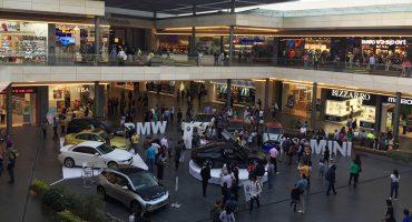 Lo que nos faltaba, reportan secuestros exprés en centros comerciales