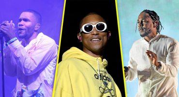 Frank Ocean y Kendrick Lamar colaboraron en el nuevo sencillo de N.E.R.D