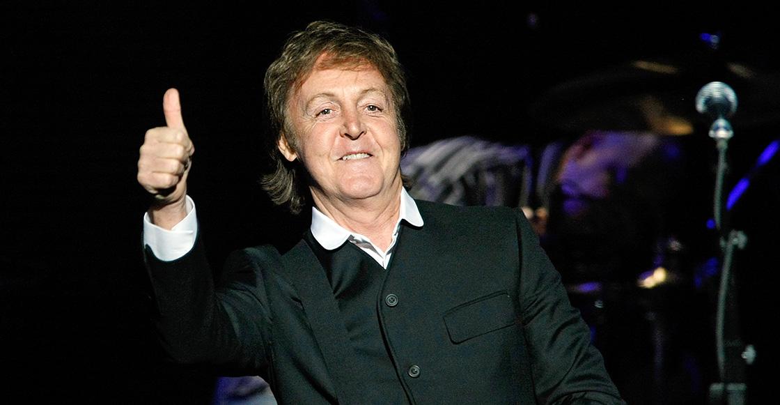 Musicaliza tu Navidad con esta cinta secreta de Paul McCartney de 1965