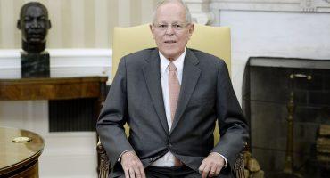 Podrían destituir al presidente de Perú por caso Odebrecht... ¿y acá? Todo bien, gracias