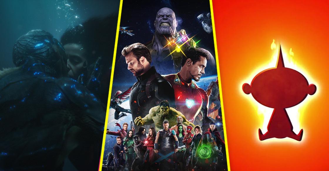 En verdad no uuuuurge ver estas películas que van a llegar en 2018
