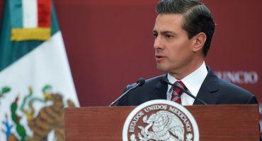 Ya sé que no aplauden: sólo 1 de 4 mexicanos aprueba a Peña Nieto