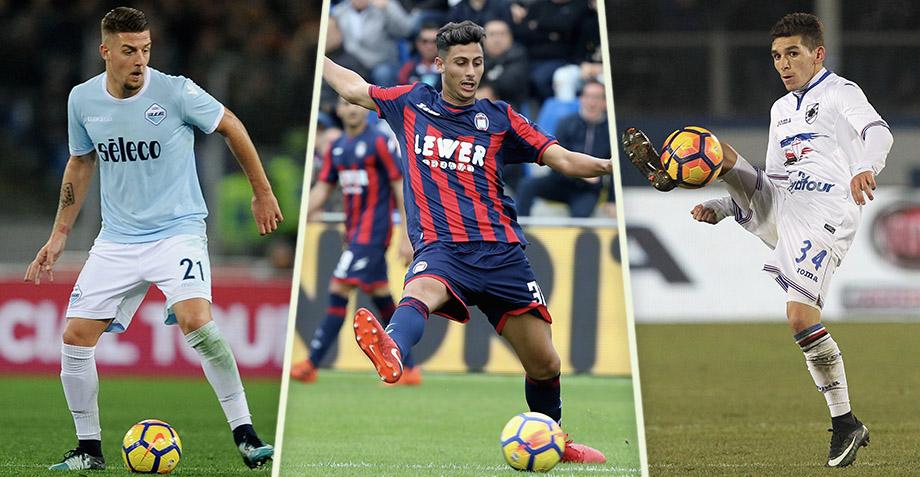 5 jóvenes de la Serie A que terminarán en equipos grandes