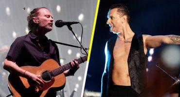 ¡Fuera, fuera! Radiohead y Depeche Mode no entraron al Rock and Roll Hall of Fame de 2018