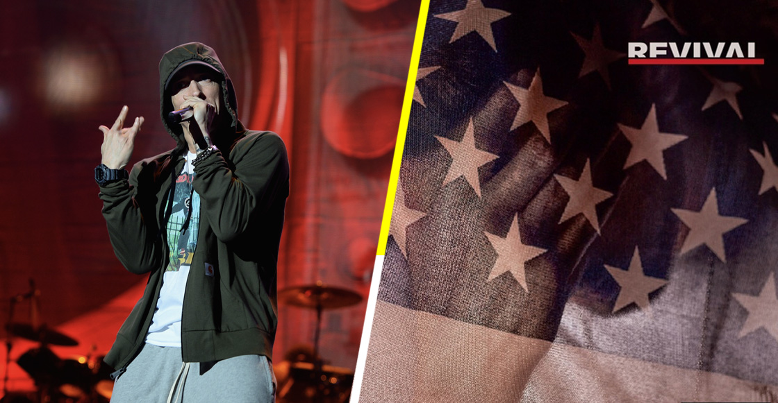 REVIVAL, el disco poco memorable pero cumplidor de Eminem