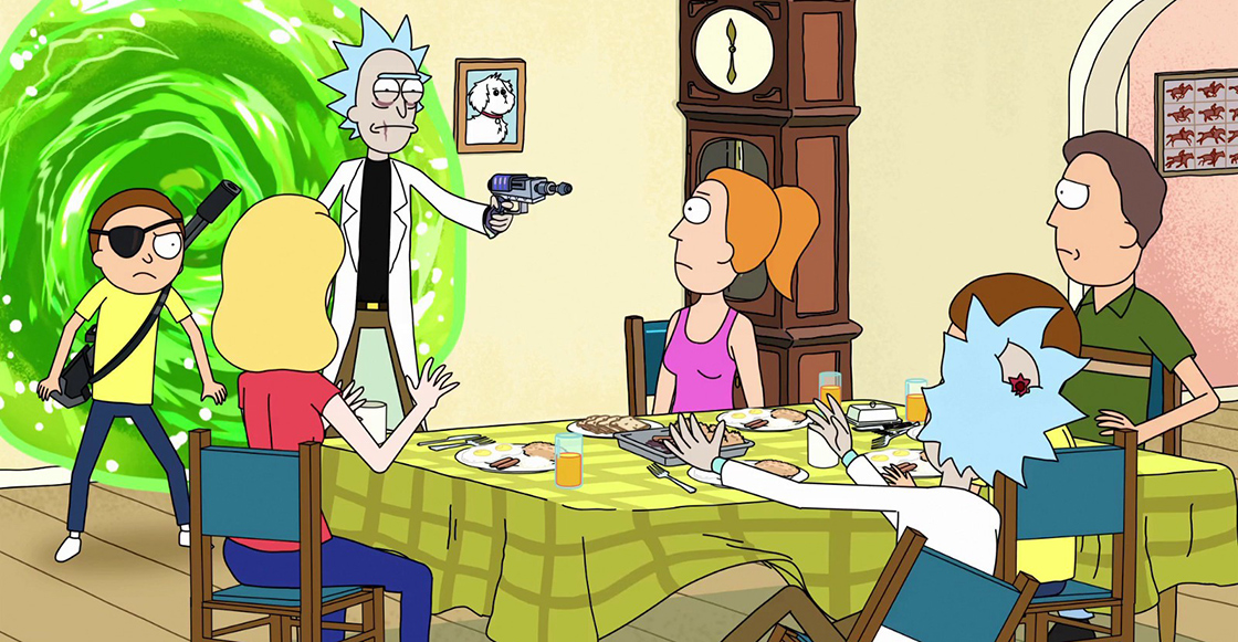Rick and Morty entran al mundo de los cómics con un spin-off