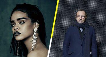 Rihanna hizo un desnudo artístico para 'ANTI' y el fotógrafo Paolo Roversi
