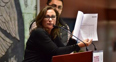 Rehabilitación de seis refinerías tendrá presupuesto de 38 mmdp: Rocío Nahle