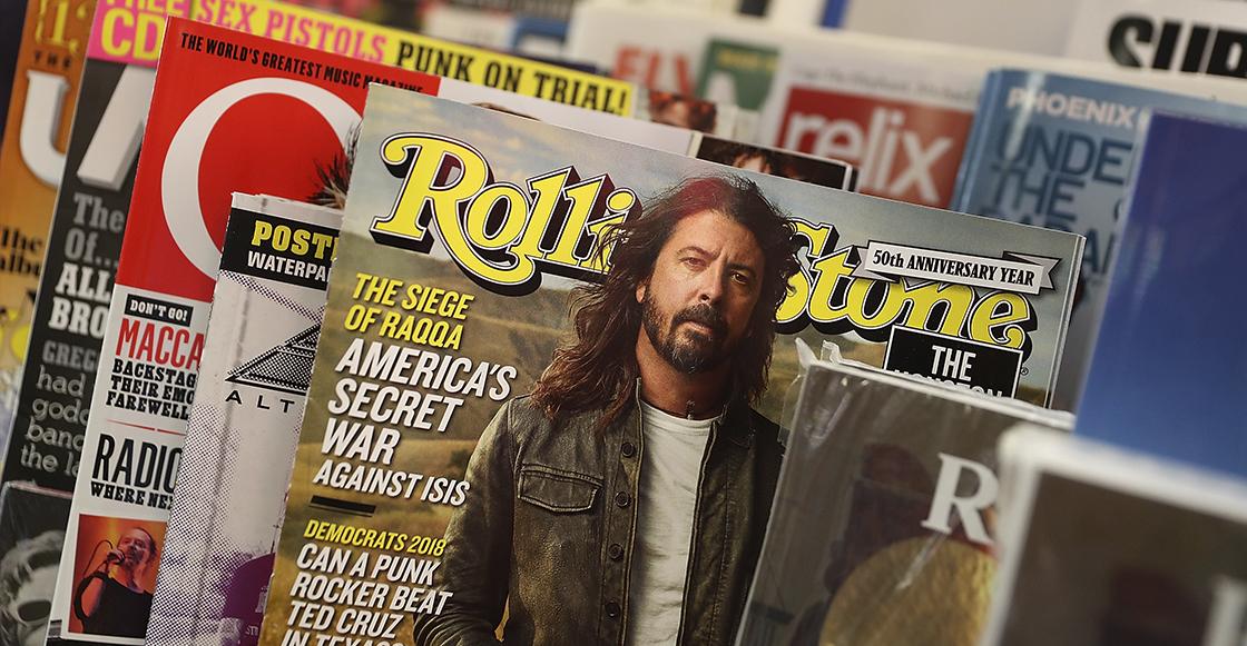 50 años de cultura Pop en la exposición retrospectiva de la Revista Rolling Stone en México