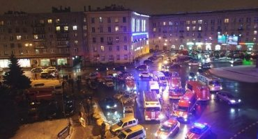 Explosión en supermercado de San Petersburgo deja varios heridos