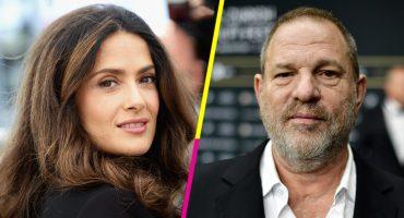Harvey Weinstein fue mi monstruo también: Salma Hayek cuenta su versión de acoso