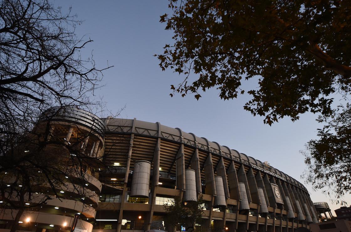 Galería: El Santiago Bernabéu y 9 míticos estadios de futbol