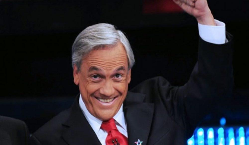 Sebastián Piñera, presidente elegido de Chile
