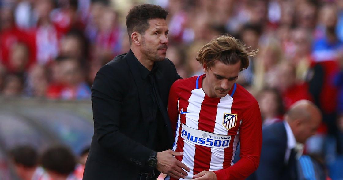Diego Simeone y Antoine Griezmann buscarán conquistar la Europa League