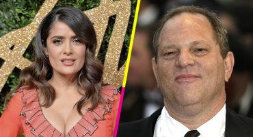 Harvey Weinstein niega cada una de las acusaciones de Salma Hayek