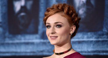 Sophie Turner 'arde' en su nuevo papel para 'X-Men: Dark Phoenix'