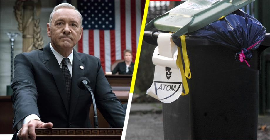 Dos nuevos episodios de 'House of Cards' con Kevin Spacey fueron desechados