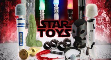 WTF?! Los juguetes sexuales de Star Wars son definitivamente lo que NO necesitamos