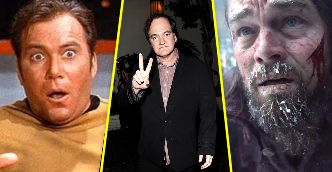 Osos en el espacio: El guionista de The Revenant escribirá la Star Trek de Tarantino