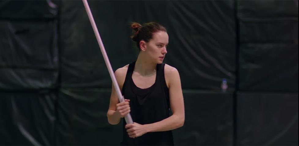 El detrás de cámaras de 'Star Wars: The Last Jedi' es mejor que todos los tráilers juntos