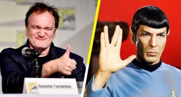 Quentin Tarantino podría dirigir una película de 'Star Trek' antes de retirarse