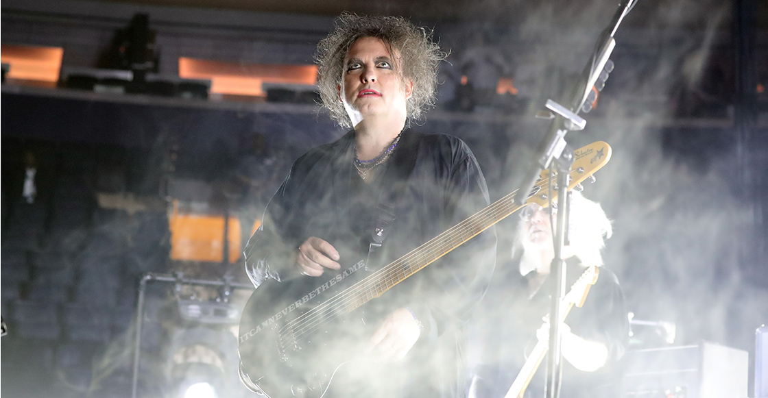 The Cure celebrará su 40 aniversario con un documental