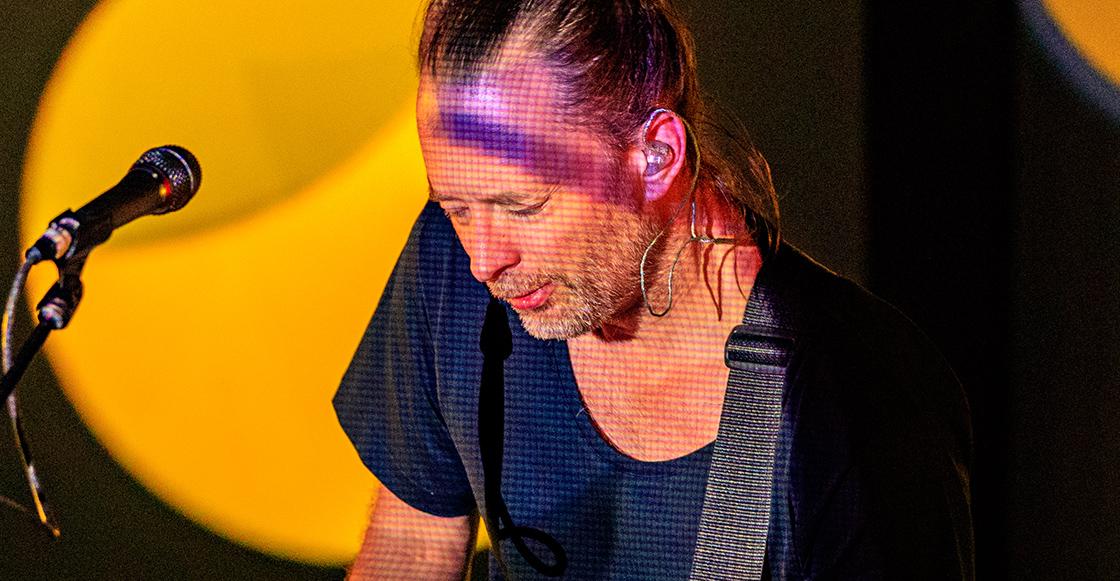 Thom Yorke debuta canción durante concierto en Los Ángeles