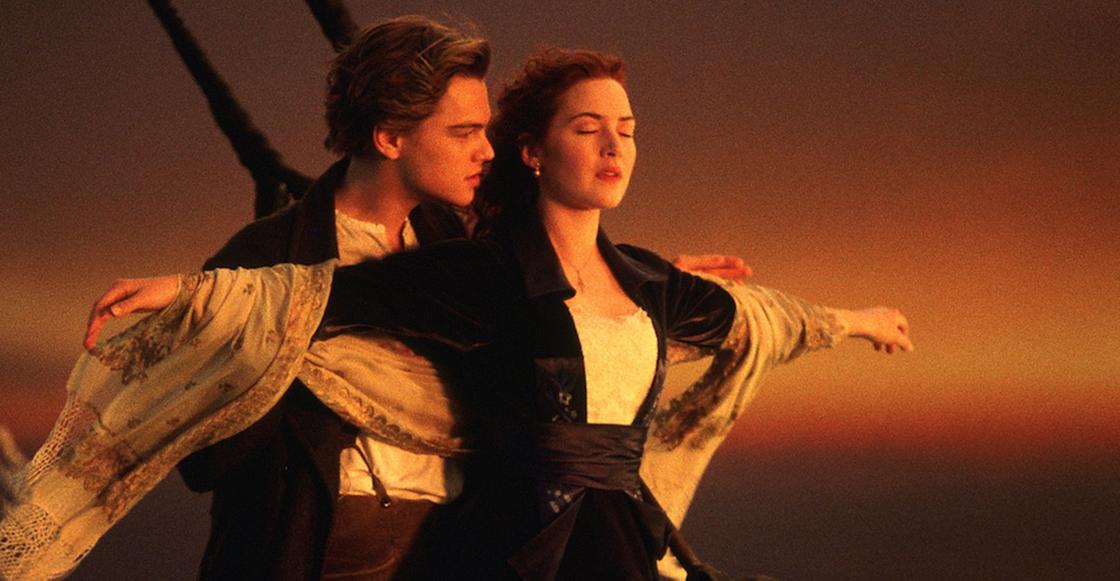 Así se ven los protagonistas de Titanic 21 años después 😱
