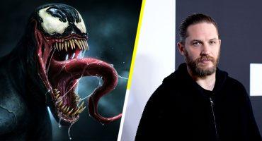 Se filtran una escena de pelea de 'Venom' entre Tom Hardy y Scott Haze