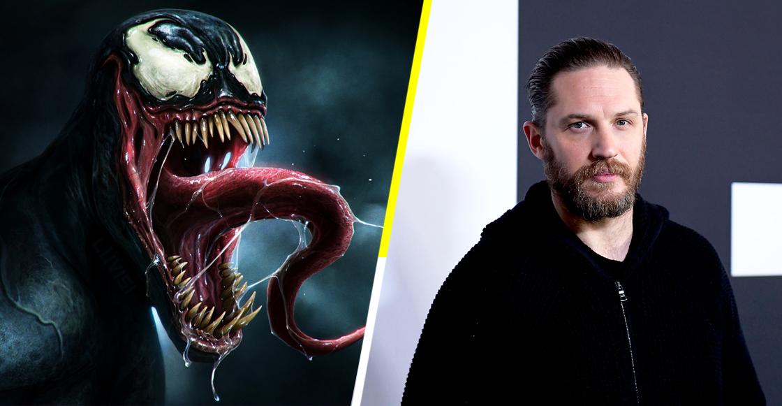 Se filtran videos de una escena de pelea de Venom entre Tom Hardy y Scott Haze