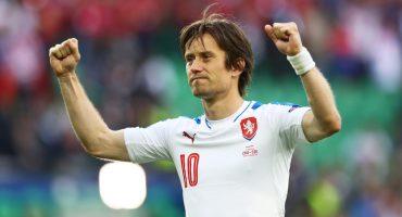 Uno más a la lista, Tomas Rosicky le dice adiós al futbol