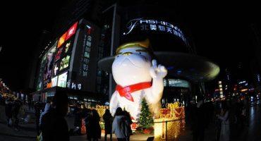 China recibe Año Nuevo con