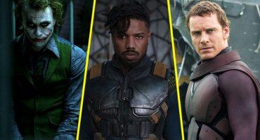 El villano de 'Black Panther' se inspiró en The Joker y Magneto para su papel