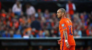 La bomba del mercado: Wesley Sneijder podría venir a la Liga MX