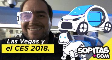Video de la Semana - Así comprobé en el CES 2018 que el futuro ya nos alcanzó