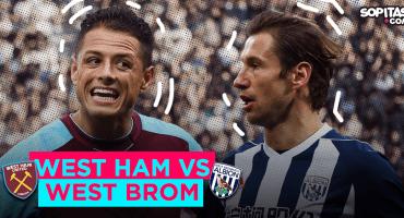 Con voltereta de último minuto West Ham United logra alejarse del descenso