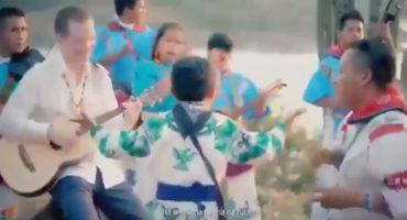 Y porque nadie lo pidió: Llegó el dueto de Ricardo Anaya y Yuawi con su 'Movimiento Naranja'