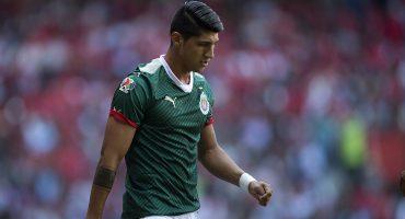 Alan Pulido es baja de la Selección Mexicana por lesión