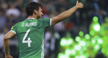 ¡Uno más a Europa! Oswaldo Alanís es el nuevo jugador del Getafe