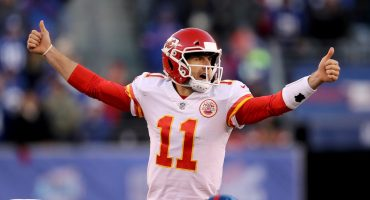 Los Redskins adquirieron a Alex Smith de los Chiefs