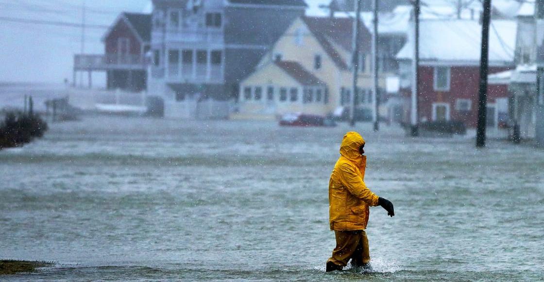 WTF?! Boston se inunda y luego se congela