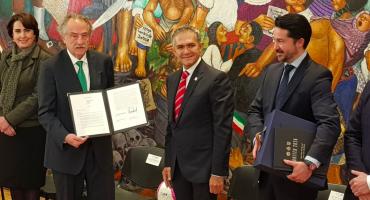 Se presentó de manera formal la candidatura de México para el Mundial de 2026