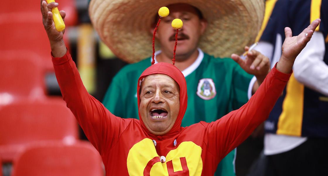 Inglaterra iba a jugar contra México, pero se canceló porque #Televisa