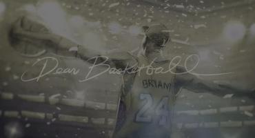 Kobe Bryant destaca en una nominación al Oscar por Dear Basketball