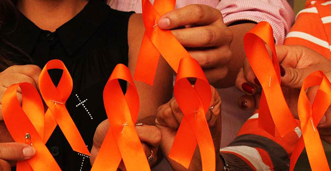 Hoy es #DíaNaranja en todo el mundo... ¿por qué naranja?