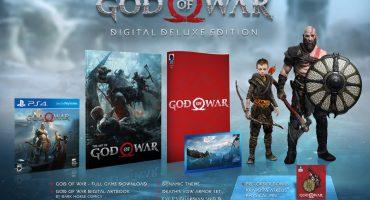 ¡Nerdgasmo! God Of War PS4 llegará a nuestras manos en sólo unos meses