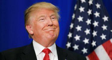 """""""Todo el mundo cree que me merezco el Nobel de la Paz"""": Donald Trump"""