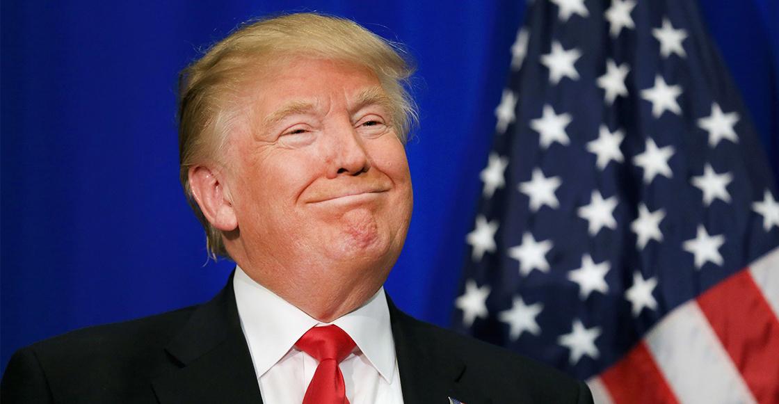 Por segundo año, alguien nominó a Donald Trump para el Premio Nobel de la Paz