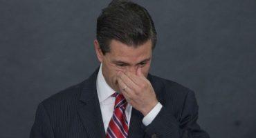 Fuera EPN y secretarios de Estado por ¿¿¿irritación en los ojos???
